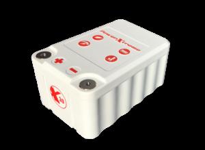 PowerXtreme X10 compacte Lithium accu 10Ampere