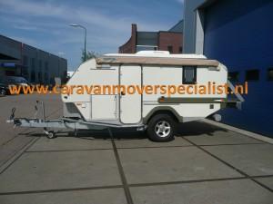 Jurgens Xplorer caravan met P1 als beste mover getest anwb kck